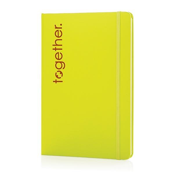 Basic Hardcover Notizbuch A5, Ansicht 5