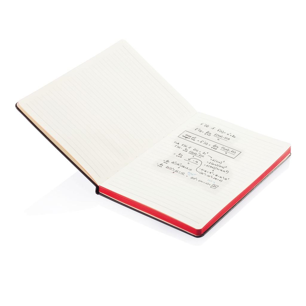 A5 Notizbuch mit farbigem Seitenrand, Ansicht 10
