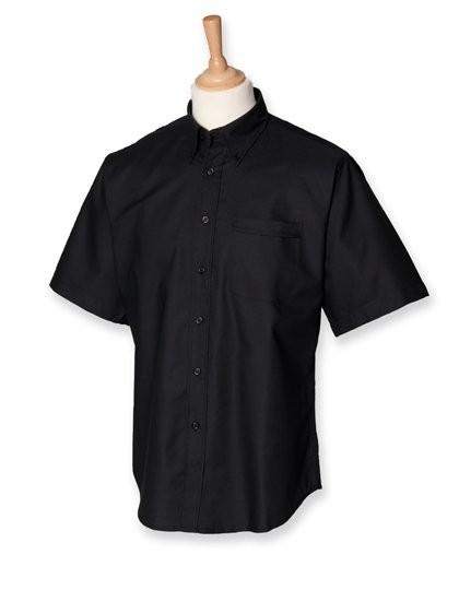 Classic Short Sleeved Oxford Shirt