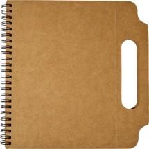 Notizbuch Sticki - Braun