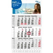Primus 3 Post A x.press Kalender