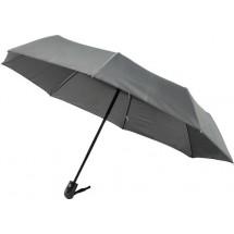 Regenschirm Tine aus Pongee-Seide - Schwarz