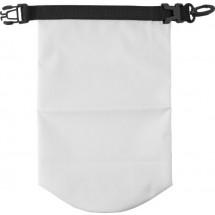 Wasserfeste Strandtasche Paddle aus Polyester - Weiß