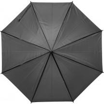 Regenschirm John aus Polyester - Schwarz