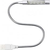 USB-Lampe Flexible - Silber