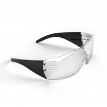 """Schutzbrille """"Safety"""", transparent/schwarz"""