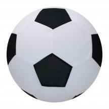 """Spielball """"Soft-Touch"""", medium - weiß/schwarz"""