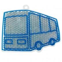 "Reflektor ""Bus"", transparent"