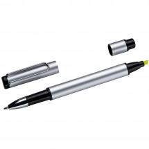 Metall-Duo-Pen Getafe - grau