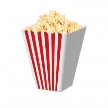 """Popcornschale """"Hollywood"""", mit Streifen"""