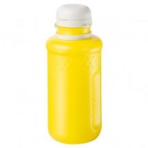 """Trinkflasche """"Fahrrad"""" 0,5 l mit Verschlusskappe, gelb"""