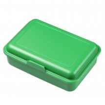 """Vorratsdose """"School-Box"""" mittel mit Trennwand, standard-grün"""