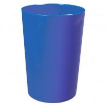 "Zahnputzbecher ""Pure"", blau"