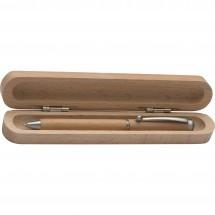 Kugelschreiber Yellowstone - braun