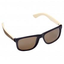 """Sonnenbrille """"Bamboo"""", schwarz/braun"""