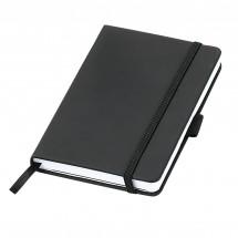 "Notizbuch ""Agenda"" A6, schwarz"