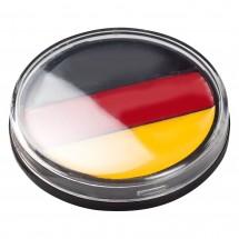 """Fanschminke """"Round"""" Deutschland"""