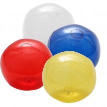 "Wasserball ""Midi"" transparent, transparent-rot"