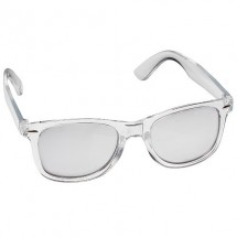"""Sonnenbrille """"Blues"""" silver, transparent"""