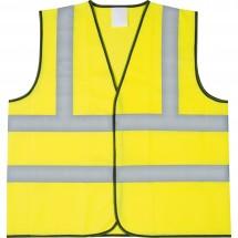 Sicherheitsweste Pilsum - gelb