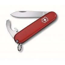 VICTORINOX Schweizer Taschenmesser  BANTAM  - rot