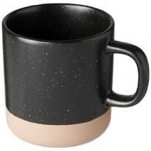 Pascal 360 ml Keramikbecher- schwarz