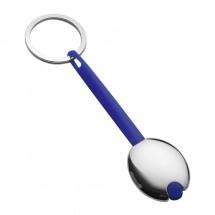 Schlüsselanhänger REFLECTS-ORISKANY BLUE - blau/silber