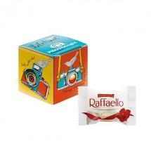 Mini Promo-Würfel mit Raffaello