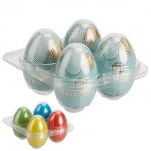 4er Eier-Box ohne Werbebanderole