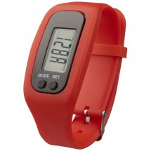 Get Fit Pedometer Smartwatch - rot