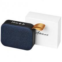 Fashion Stoff Bluetooth®-Lautsprecher - royalblau
