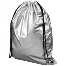 Oriole glänzender Sportbeutel- silber