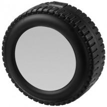 25-teiliges Werkzeugset in Reifenform - silber/Schwarz