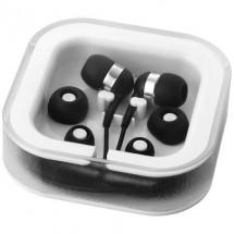 Sargas Ohrhörer mit Mikrofon - schwarz