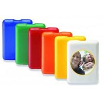 VitaCard Pflaster-Set - blau transparent gefrostet