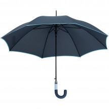 Automatik-Regenschirm Lexington - blau