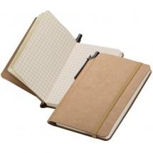 Notizbuch S - braun