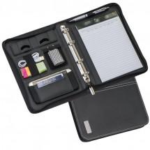 DIN A5 Schreibmappe - schwarz