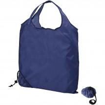 Scrunchy Einkaufstasche - royalblau