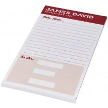 Desk-Mate® 1/3 A4 Notizblock- weiss