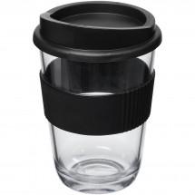 Americano® Cortado 300 ml Isolierbecher mit Schutzring - schwarz