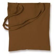 Baumwolltasche Riad - mittelbraun
