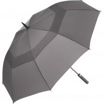 AC-Golf-/Gästeschirm Fibermatic XL Vent - grau