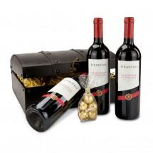 Geschenkset: Sangiovese-Schatz