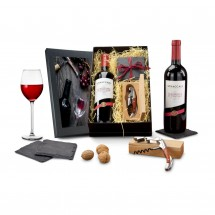 Geschenkset: Wein-Freu(n)de