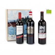 Geschenkset: Mediterrane Weinreise