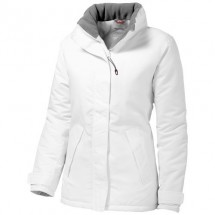 Under Spin Damen Thermo Jacke - weiss