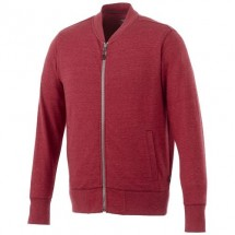 Stony Track Jacke - heather rot