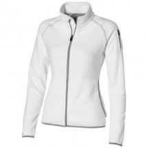 Drop Shot Damen Fleecejacke - weiss