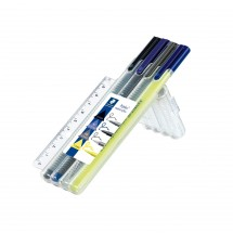 STAEDTLER triplus mobile office mit Lineal